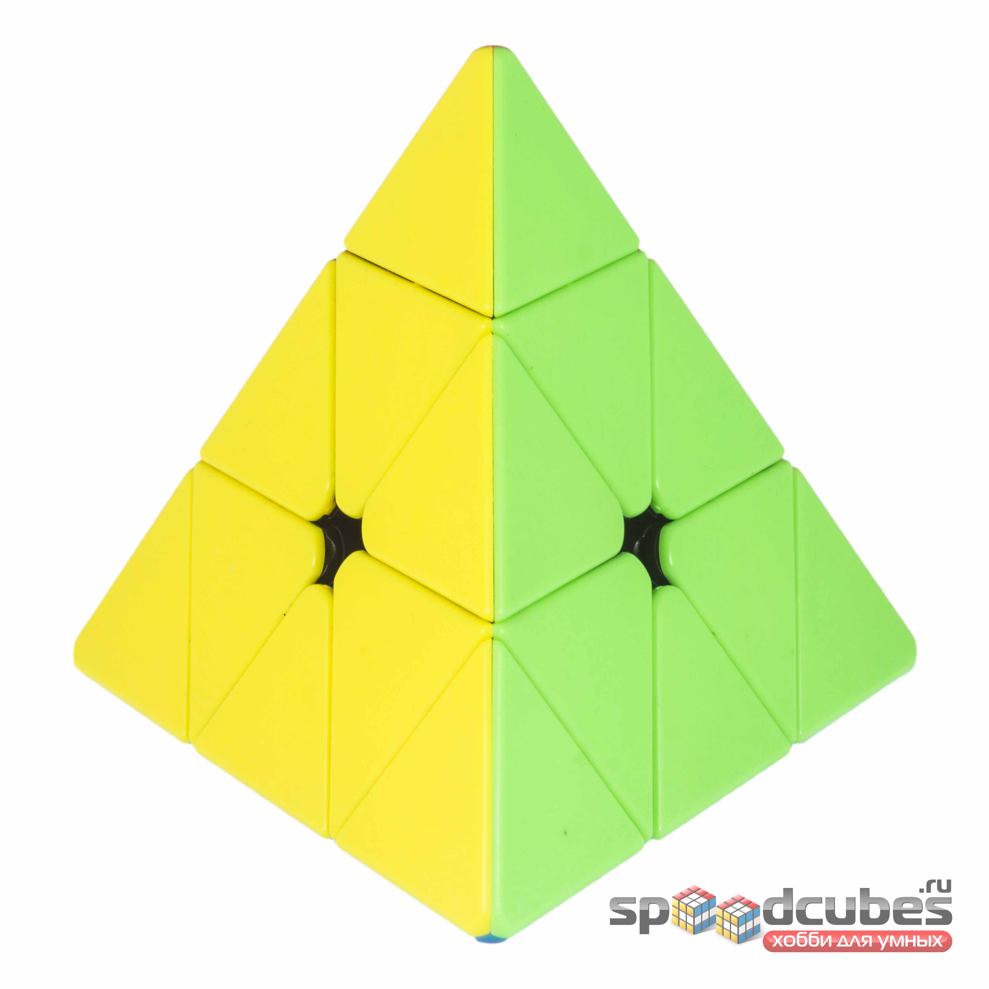 ShengShou Pyraminx Gem Color 2