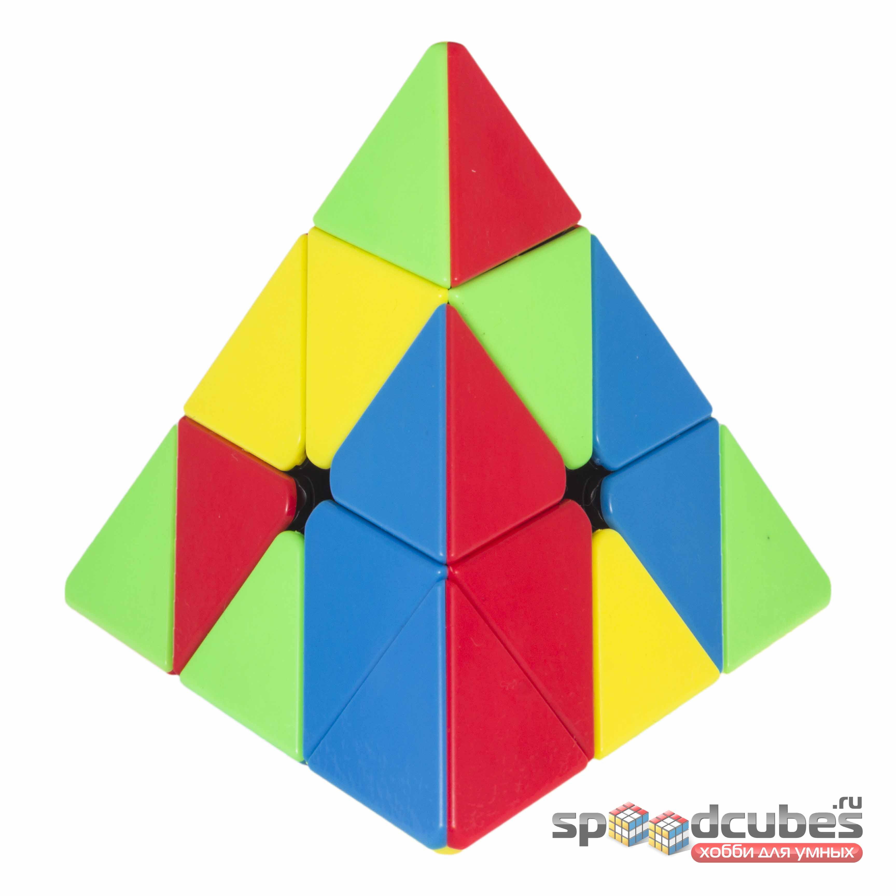 ShengShou Pyraminx Gem Color 3