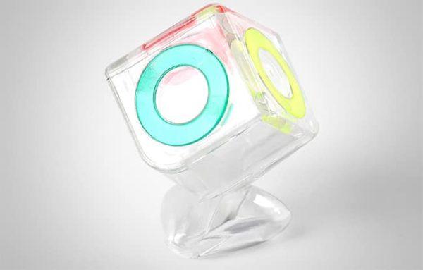 moyu 3x3 mofangjiaoshi crystal ring 5