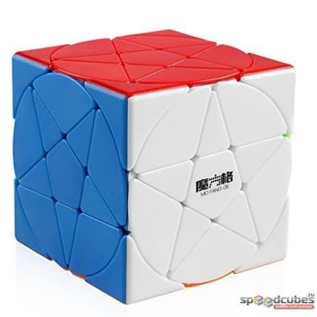 QiYi MoFangGe Pentacle Cube (цв)