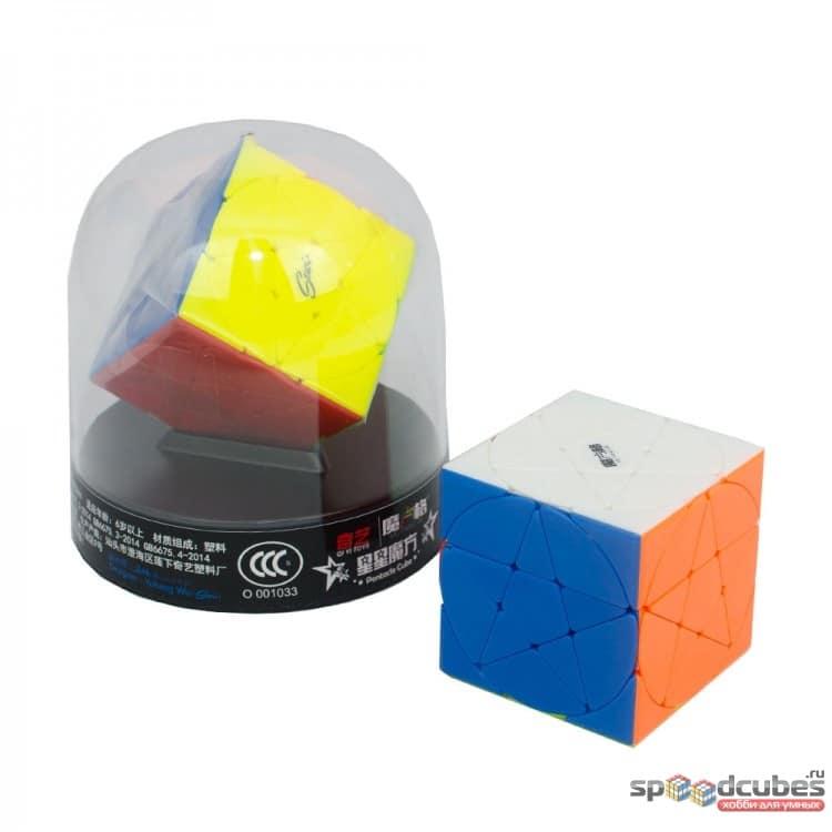 Qiyi Pentacle Cube 4