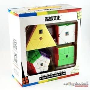 Набор MoYu Cubing Classroom WCA Set