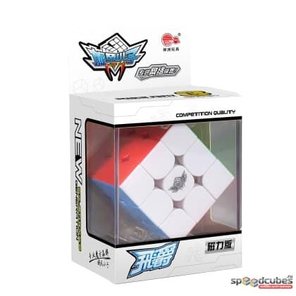 Cyclone Boys Feijue 3x3 Magnetic 1