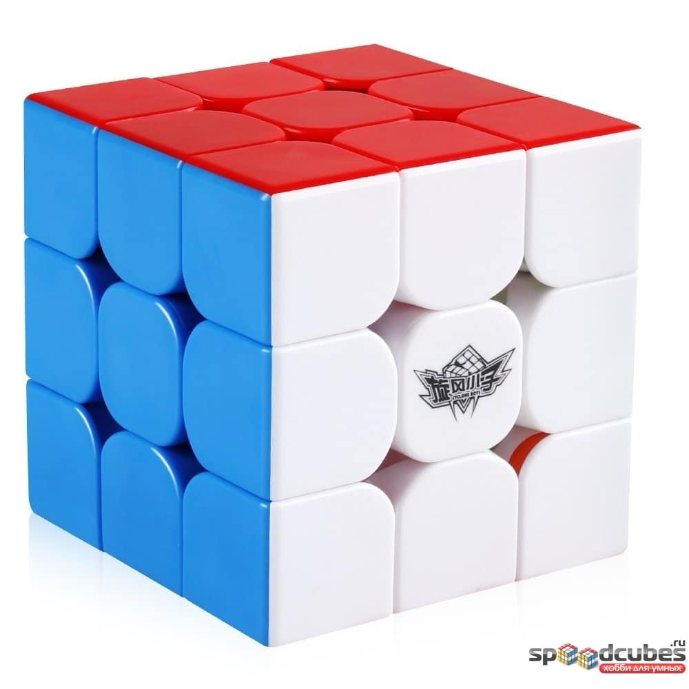 Cyclone Boys 3x3x3 FeiJue Magnetic (цв)