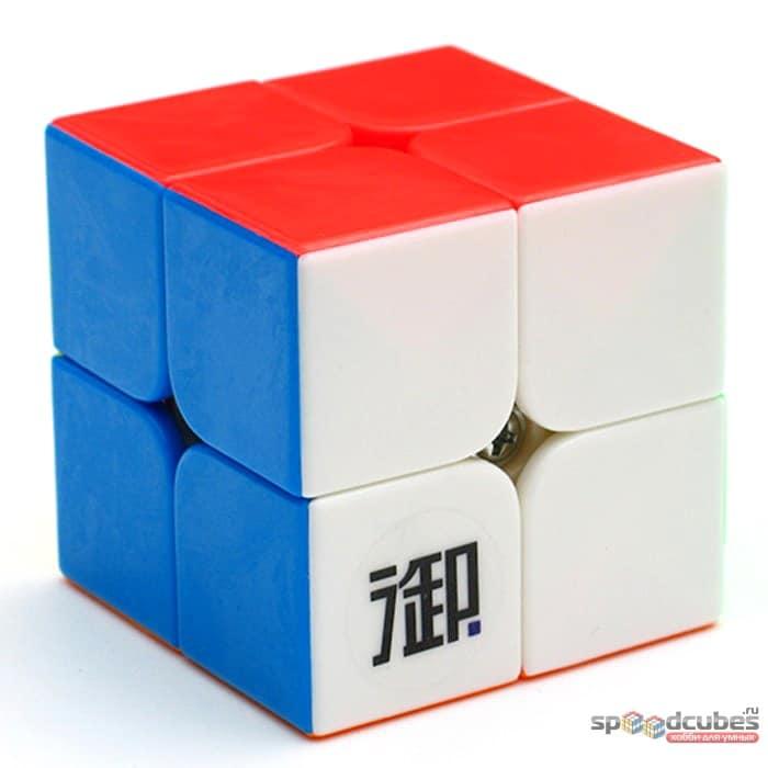 Kungfu Yuehun 2x2 Color