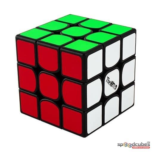 QiYi (MoFangGe) 3x3x3 Valk 3 черный Магнитный