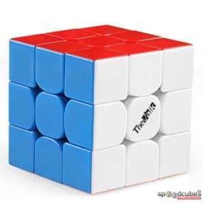 QiYi (MoFangGe) 3x3x3 Valk 3 (цв)  Магнитный