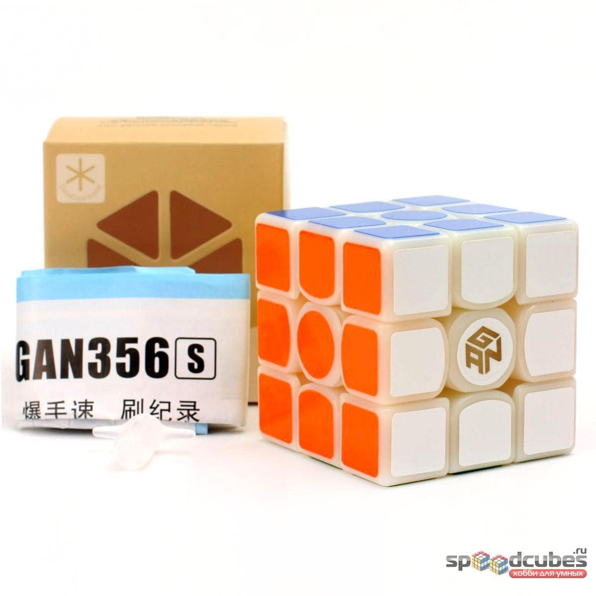 Gan 356S Lite 3x3x3 Primary