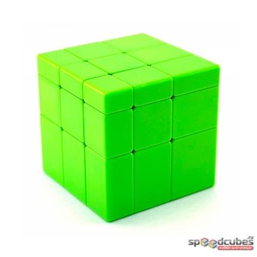 Qiyi Green Mirror 5