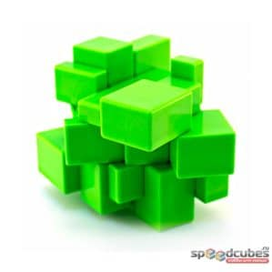Qiyi Mirror Green2