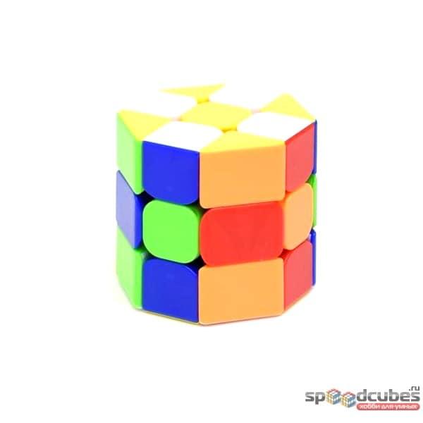 Z Cube Octogonal Cylinder Cube 1