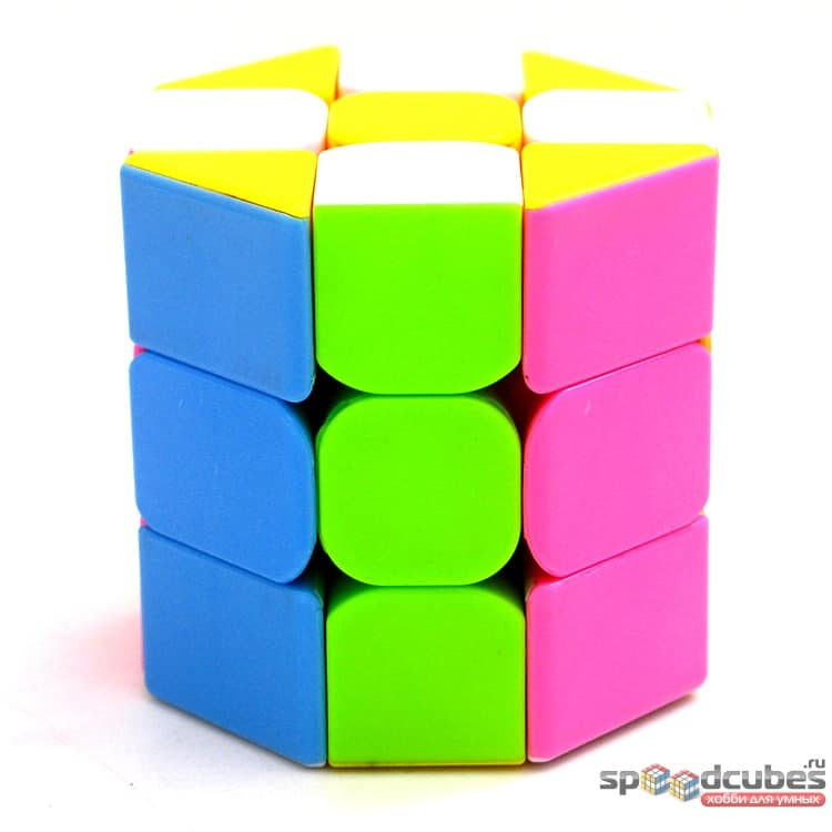 Z Cube Octogonal Cylinder Cube 2