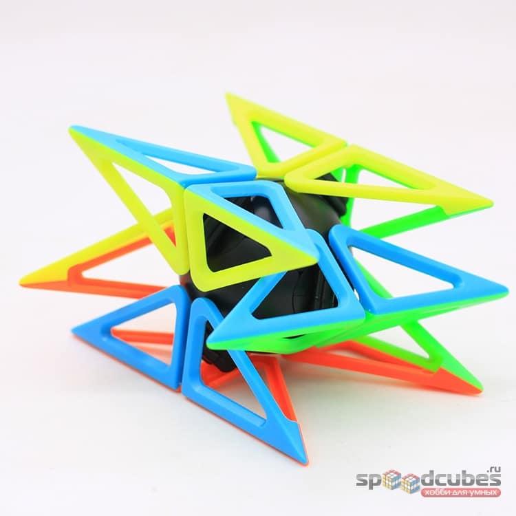Fangshi Framework Pyraminx 2