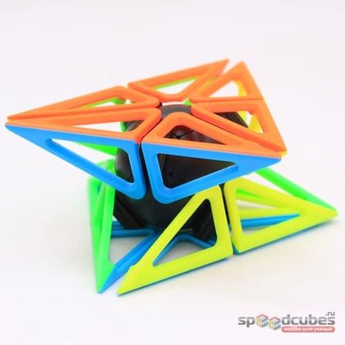 Fangshi Framework Pyraminx 3