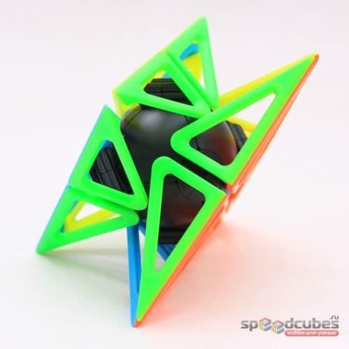 Fangshi Framework Pyraminx 4