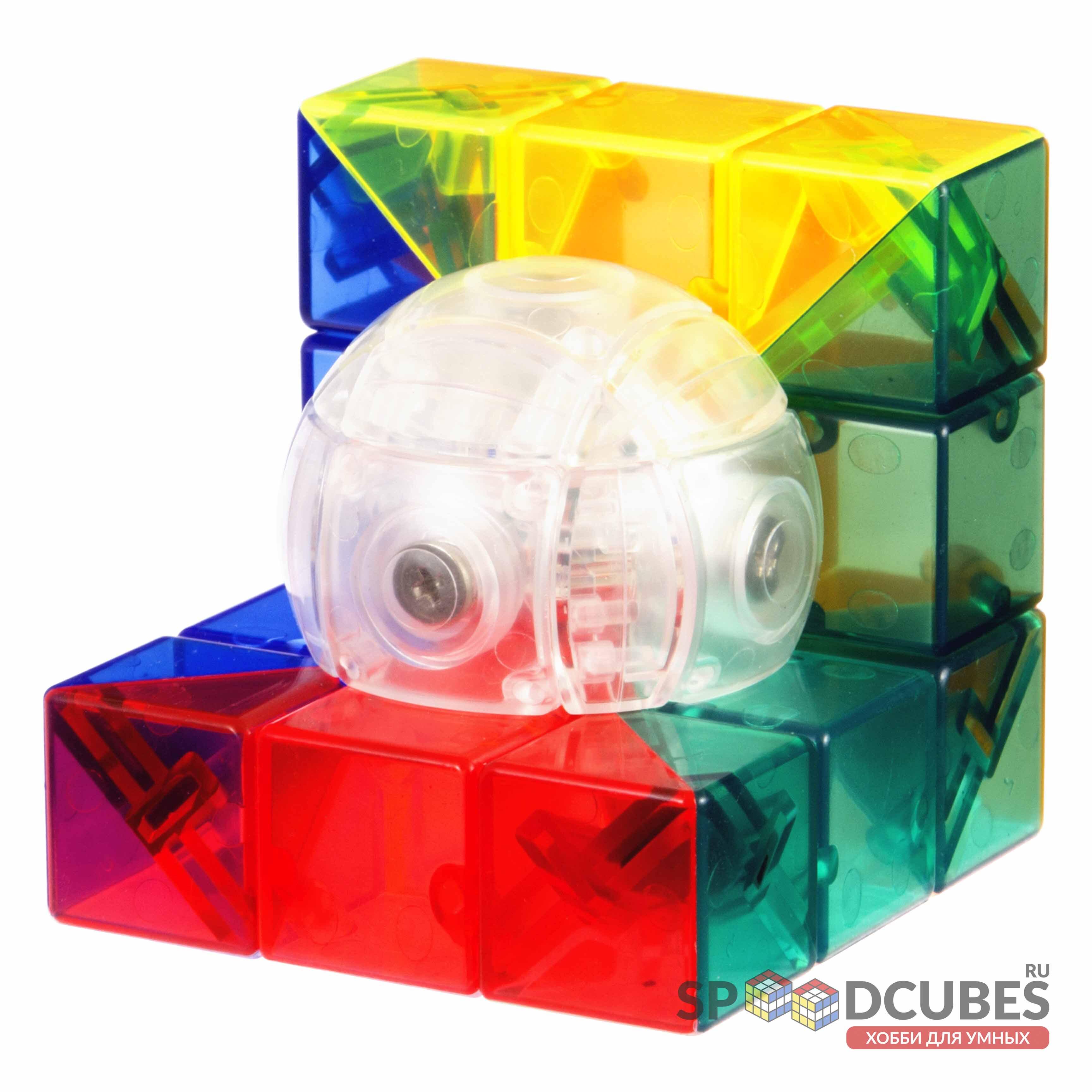 MoYu Cubing Classroom Geo Cube B
