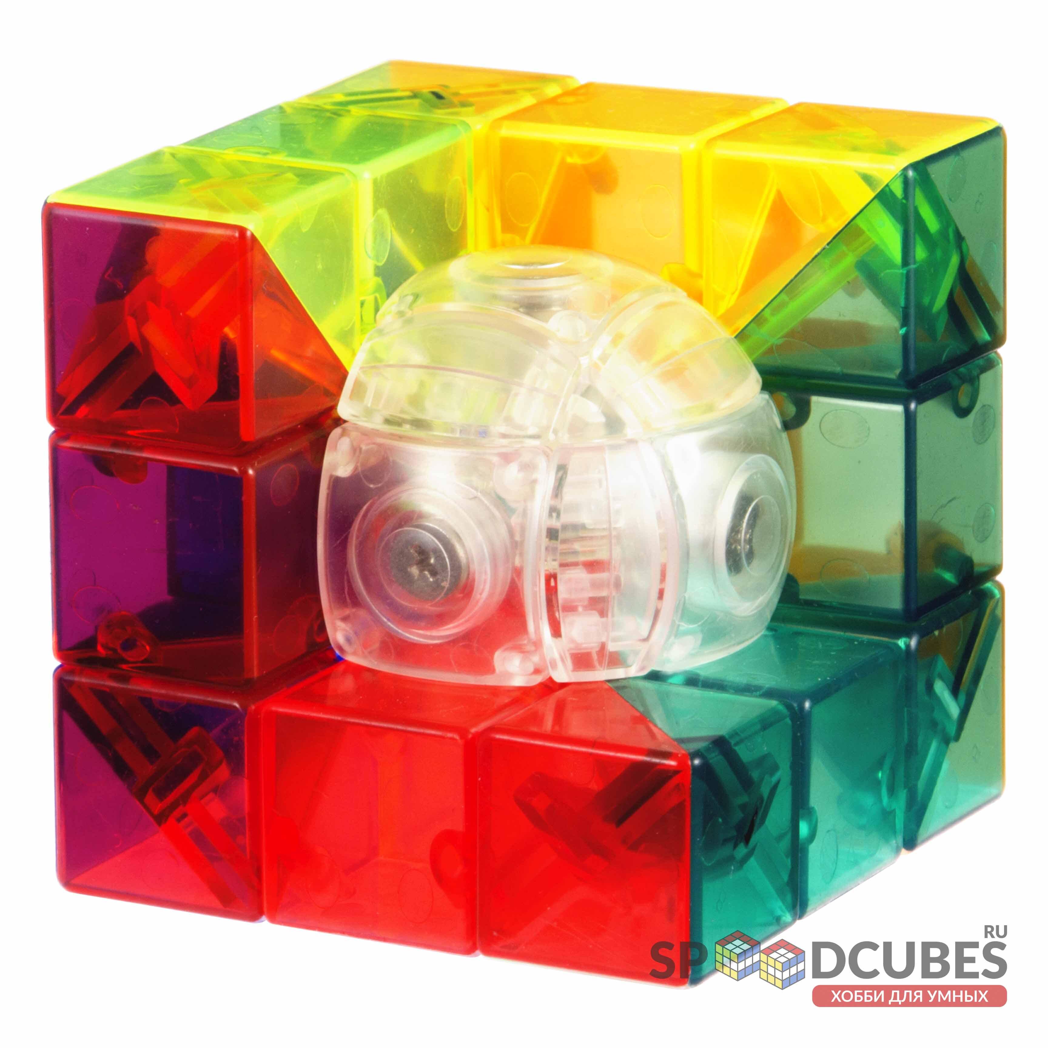 MoYu Cubing Classroom Geo Cube C