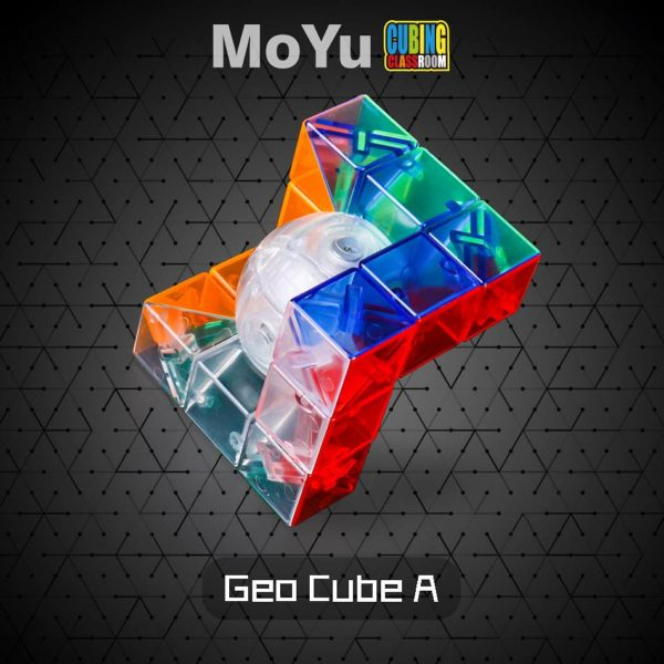 MoYu Cubing Classroom Geo Cube A 2