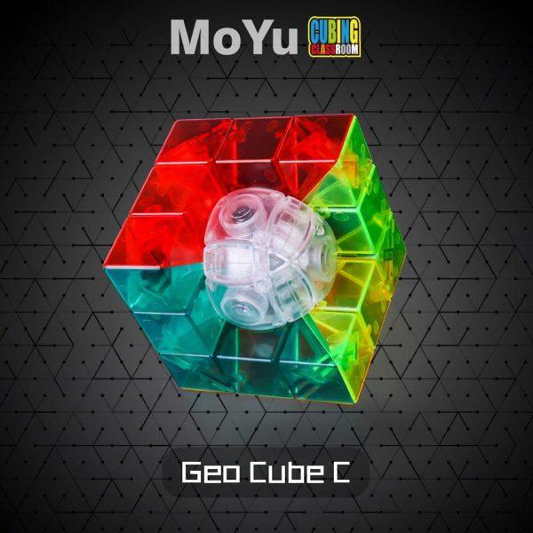 MoYu Cubing Classroom Geo Cube C 2