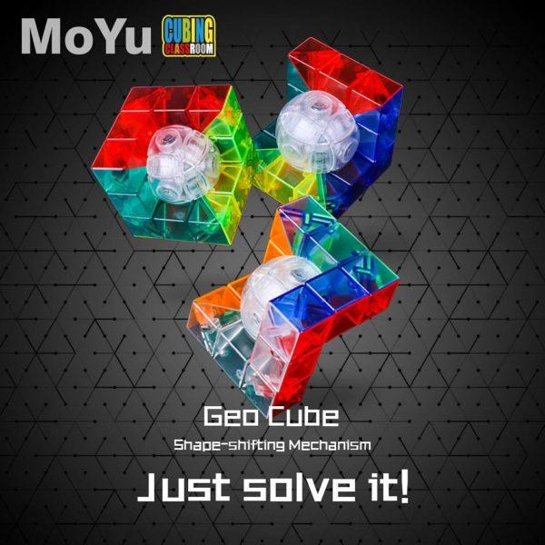 Moyu cubing classroom geo cube 2