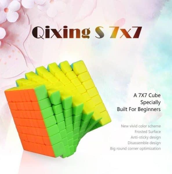 Qiyi 7x7 qixing 2