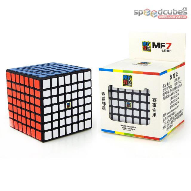 Moyu 7×7 Mofangjiaoshi Mf7 4