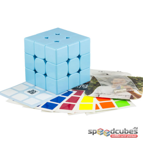 Moyu 3x3x3 Weilong Gts V2 M 2 Blue Limited
