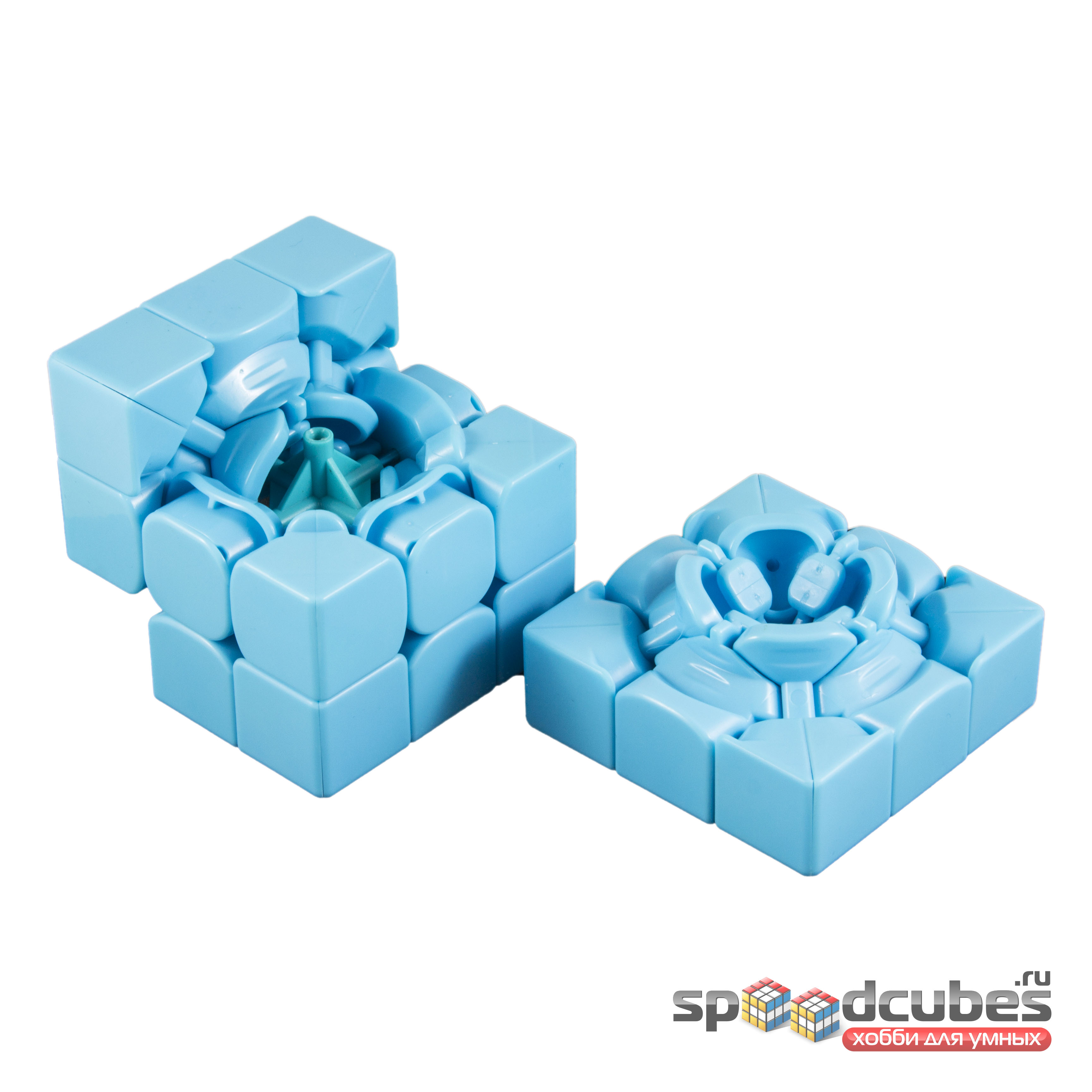 Moyu 3x3x3 Weilong Gts V2 M 4 Blue Limited