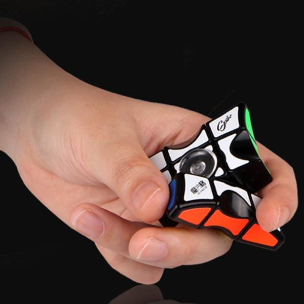 qiyi 1x3x3 fidget spinner floppy 2