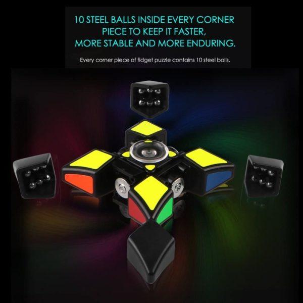 qiyi 1x3x3 fidget spinner floppy 5