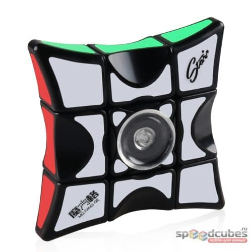 Qiyi 1x3x3 Fidget Spinner Floppy 8
