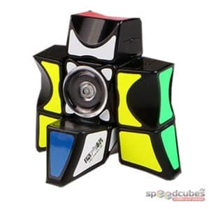 Qiyi 1x3x3 Fidget Spinner Floppy 9