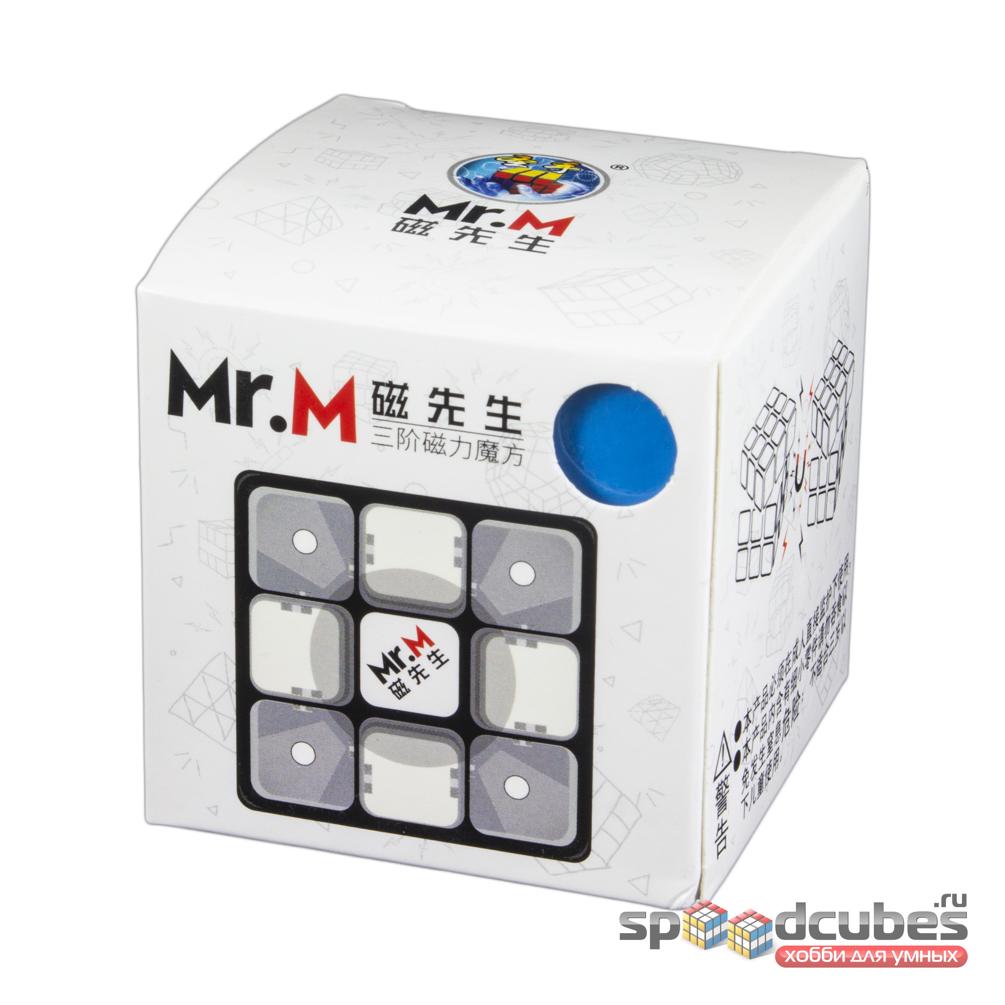 Shengshou 3x3x3 Mr M 1