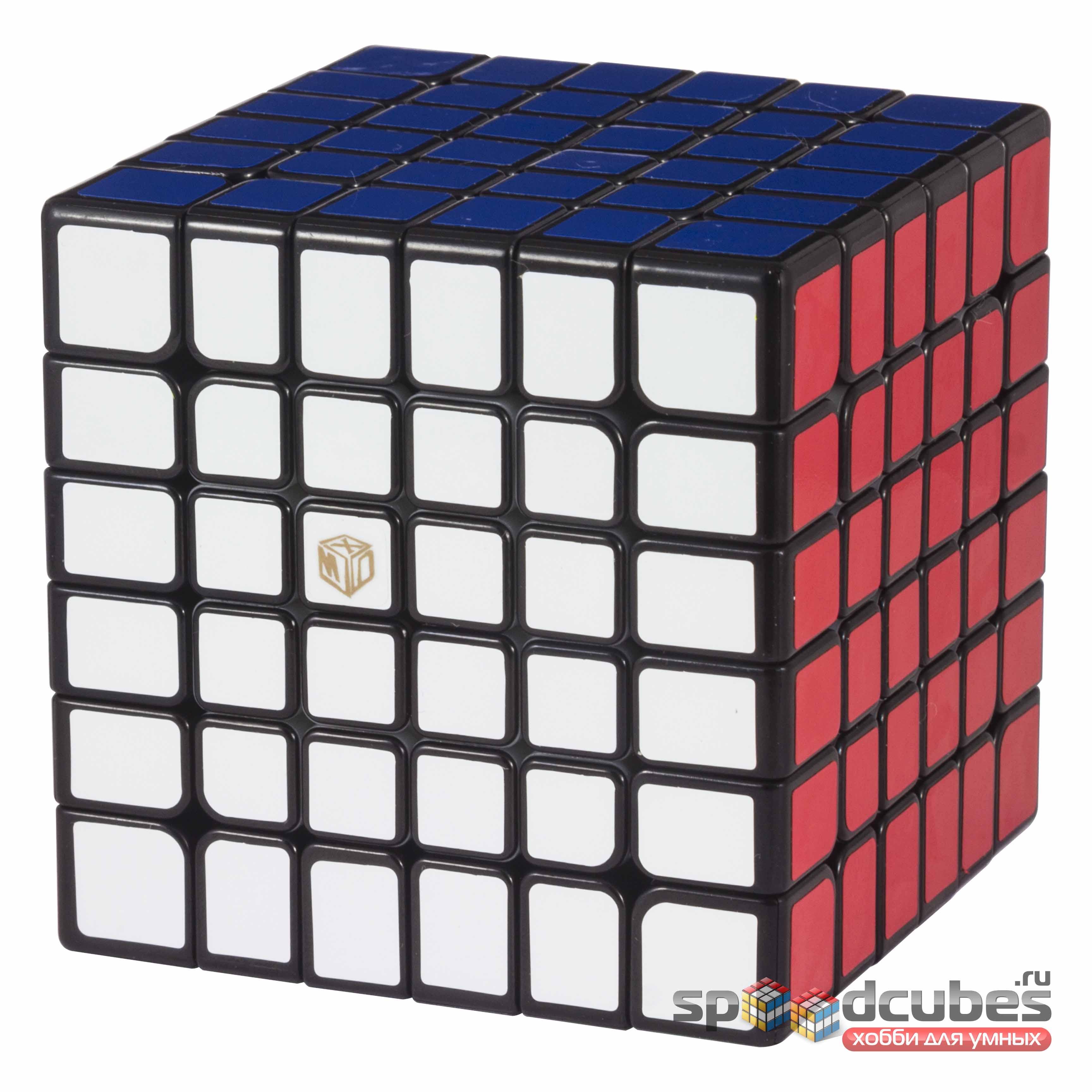 QiYi (MoFangGe) X-Man 6x6x6 Shadow M