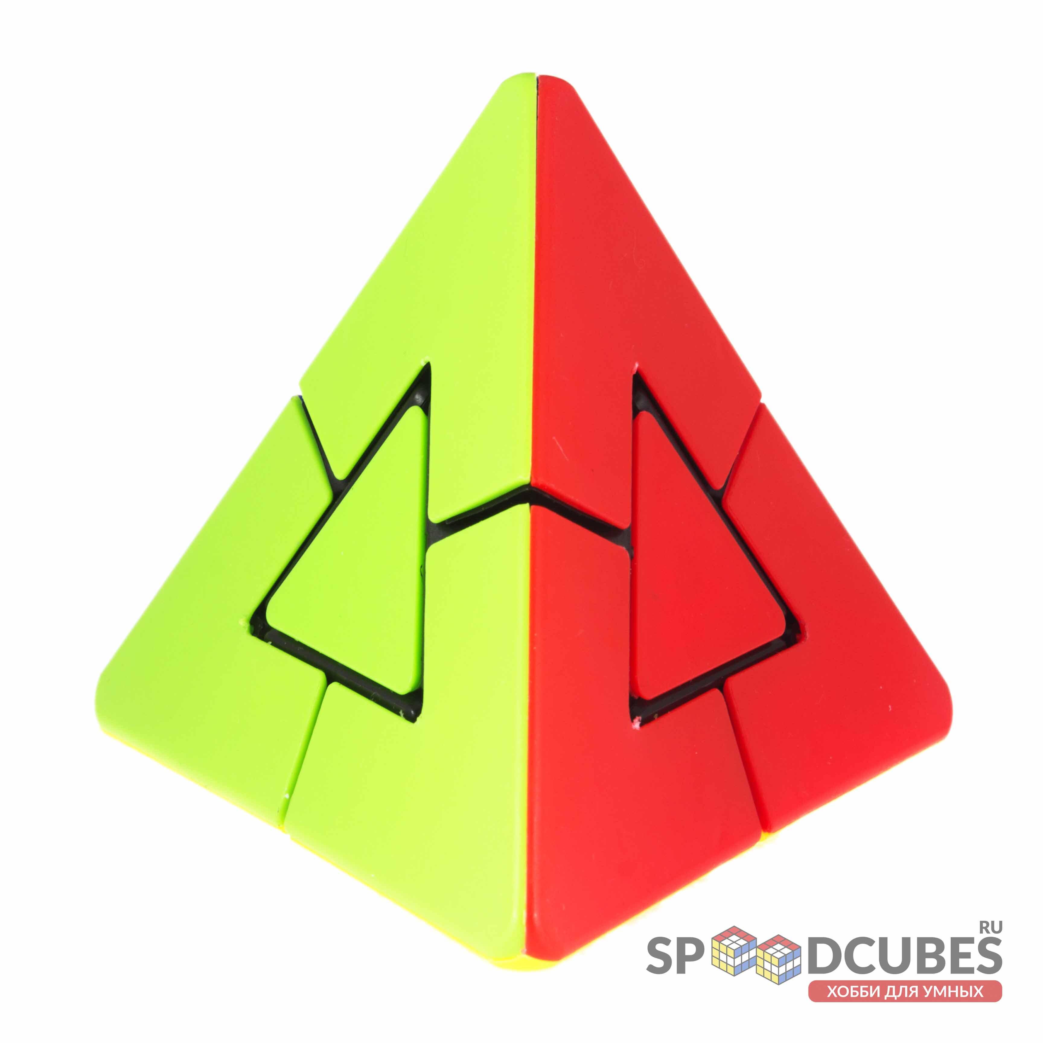 MoZhi Pyraminx Duo (цв)