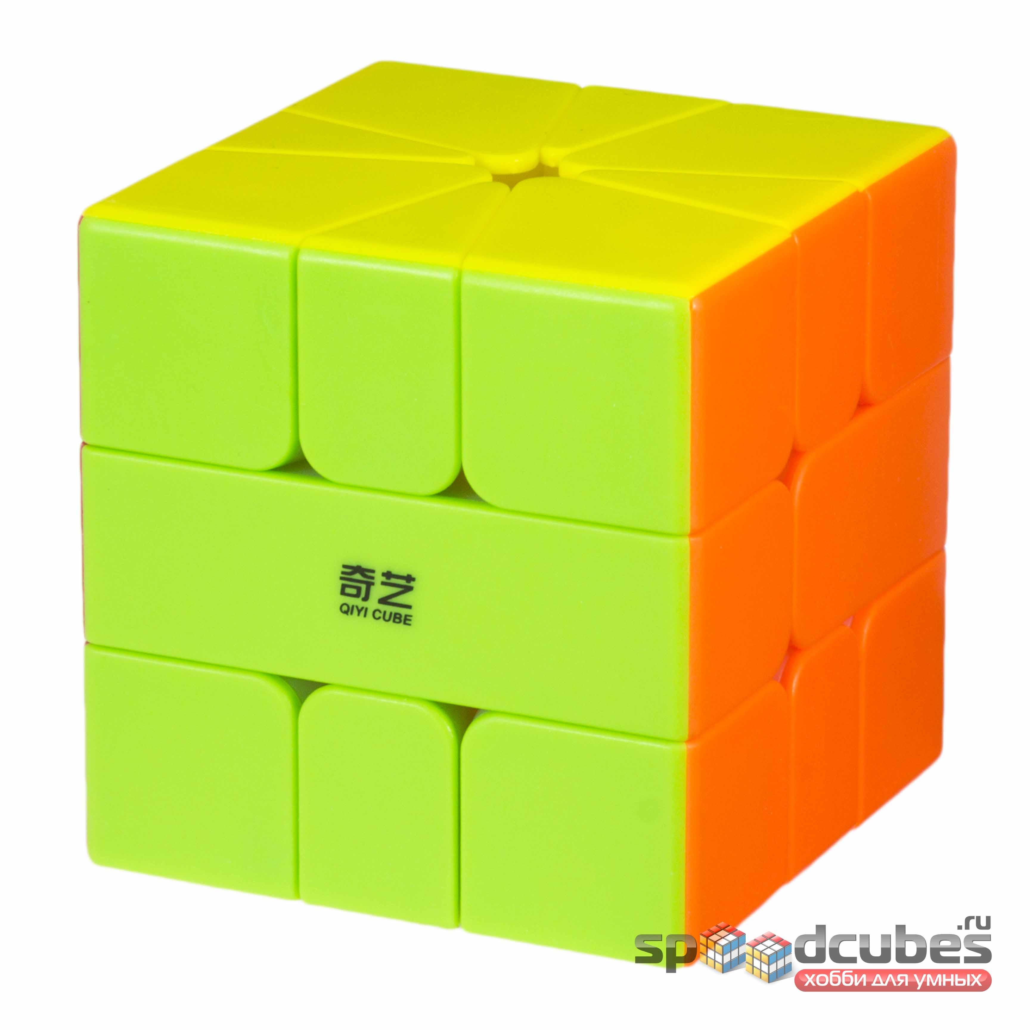 QiYi (MoFangGe) QiFa Square-1 (цв)