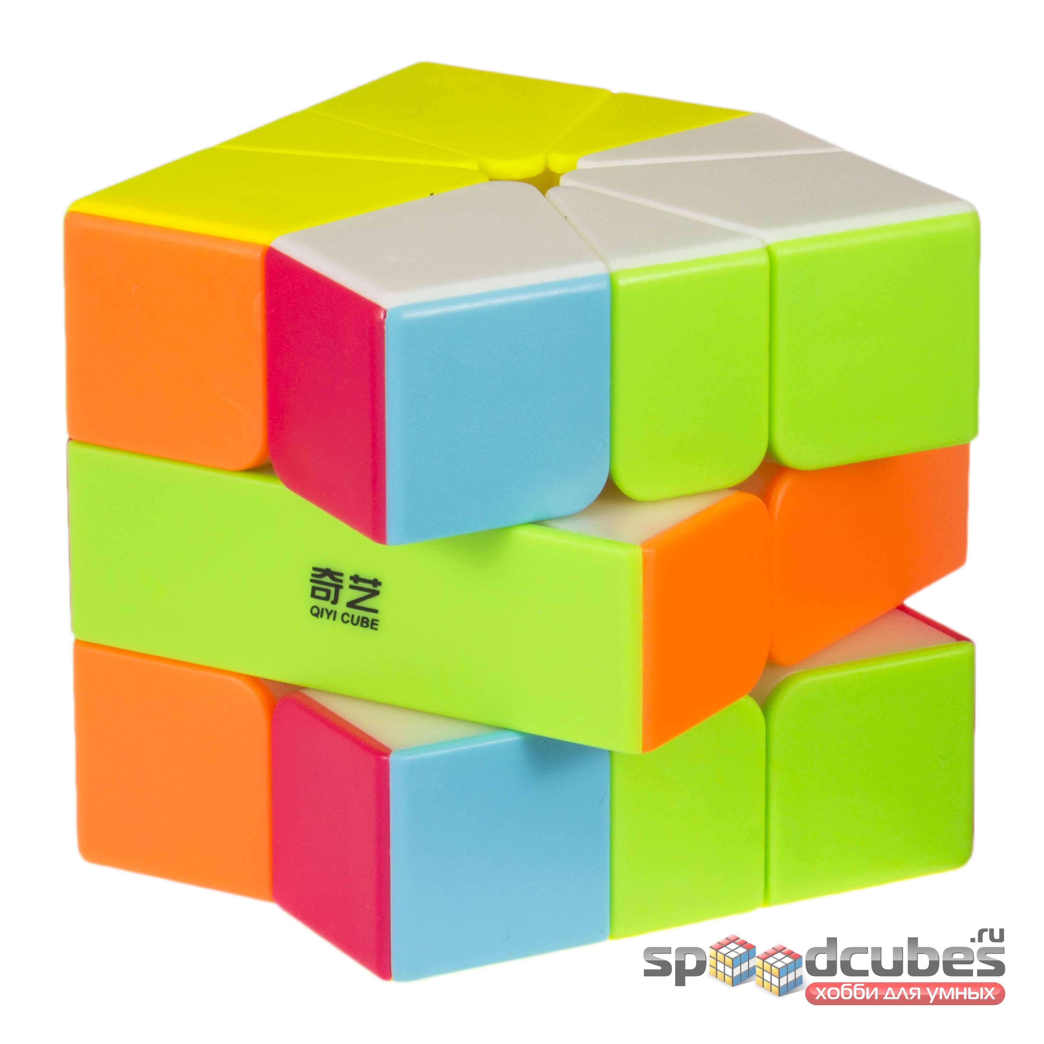 QiYi (MoFangGe) QiFa Square 1 Color 3