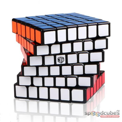 Qiyi X Man 6×6 Shadow 27