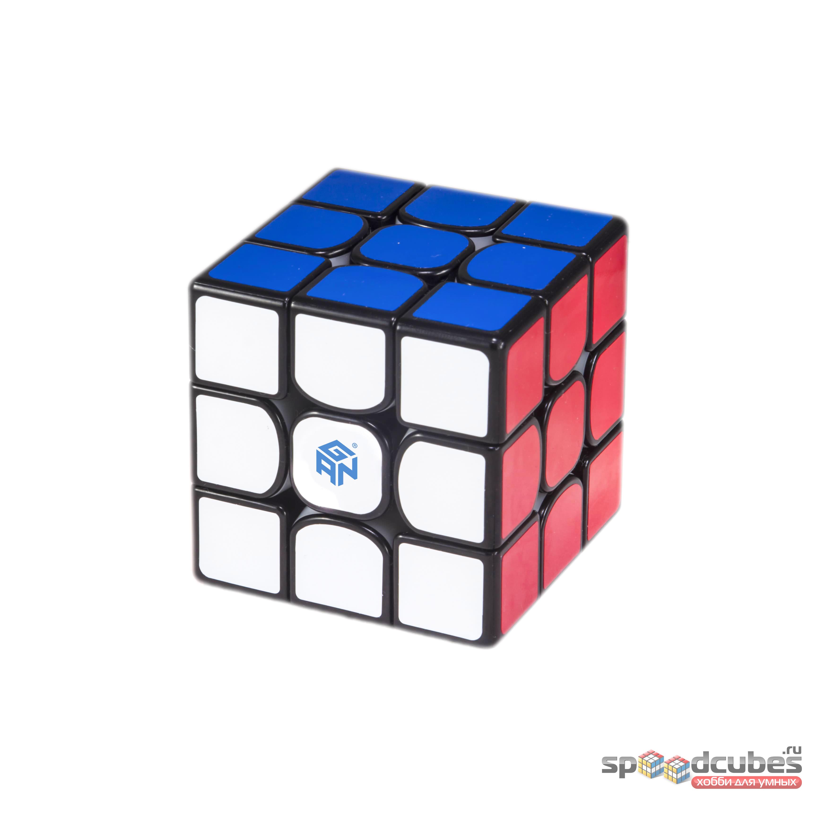 Стикер на кубик «GAN»