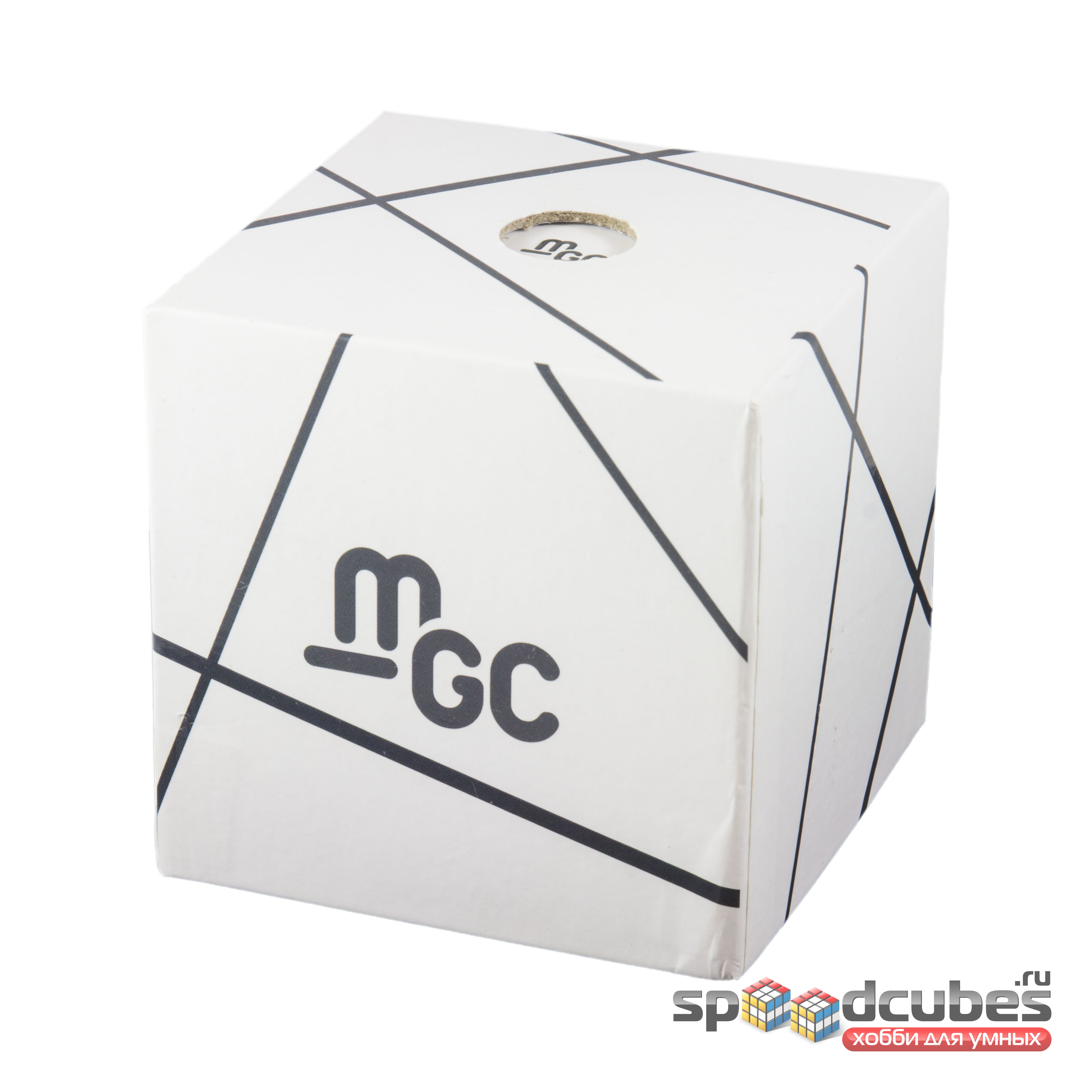 Yj Mgc 3x3x3 Magnetic 1 White
