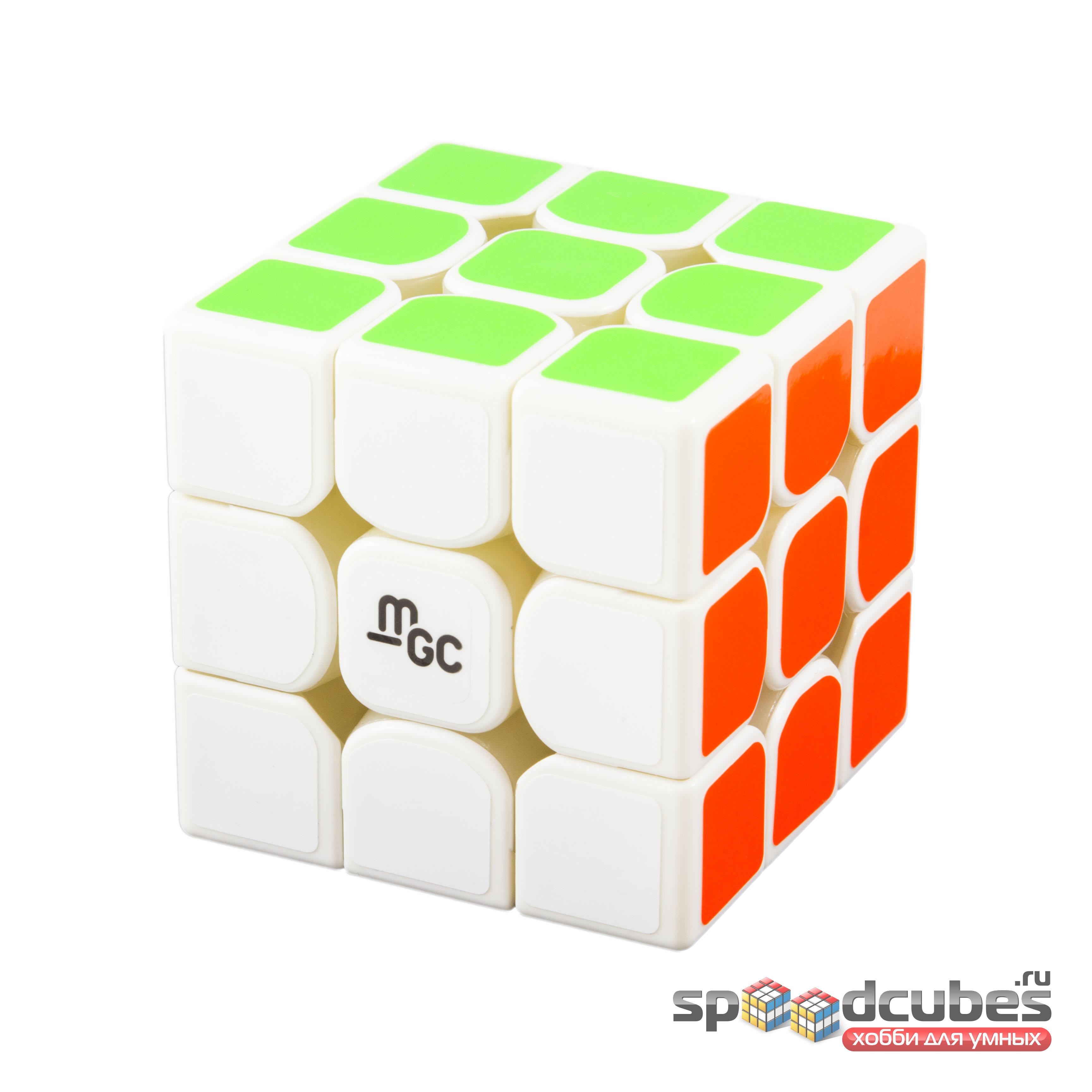 YJ 3x3x3 MGC Magnetic (б)