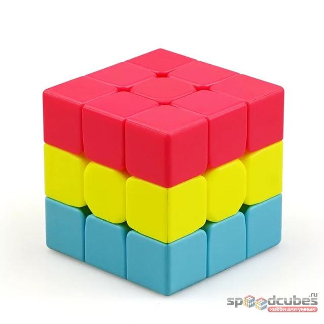 Z 3x3x3 Sandwich Cube (цв)