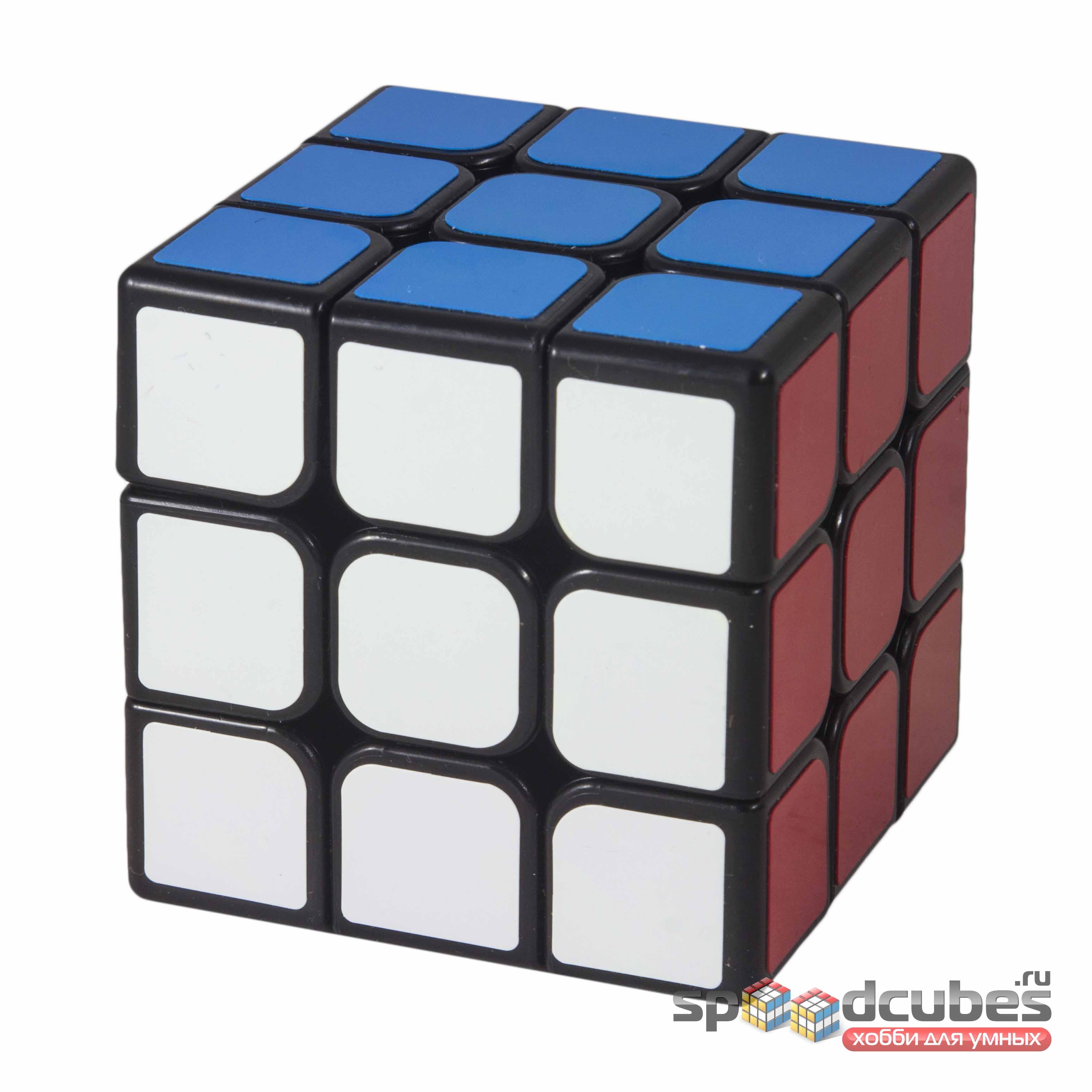 Moyu (yj) 3x3x3 Guanlong V3 Black 1