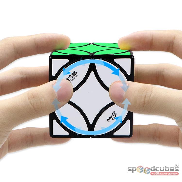 Qiyi Ancient Coin Cube 3