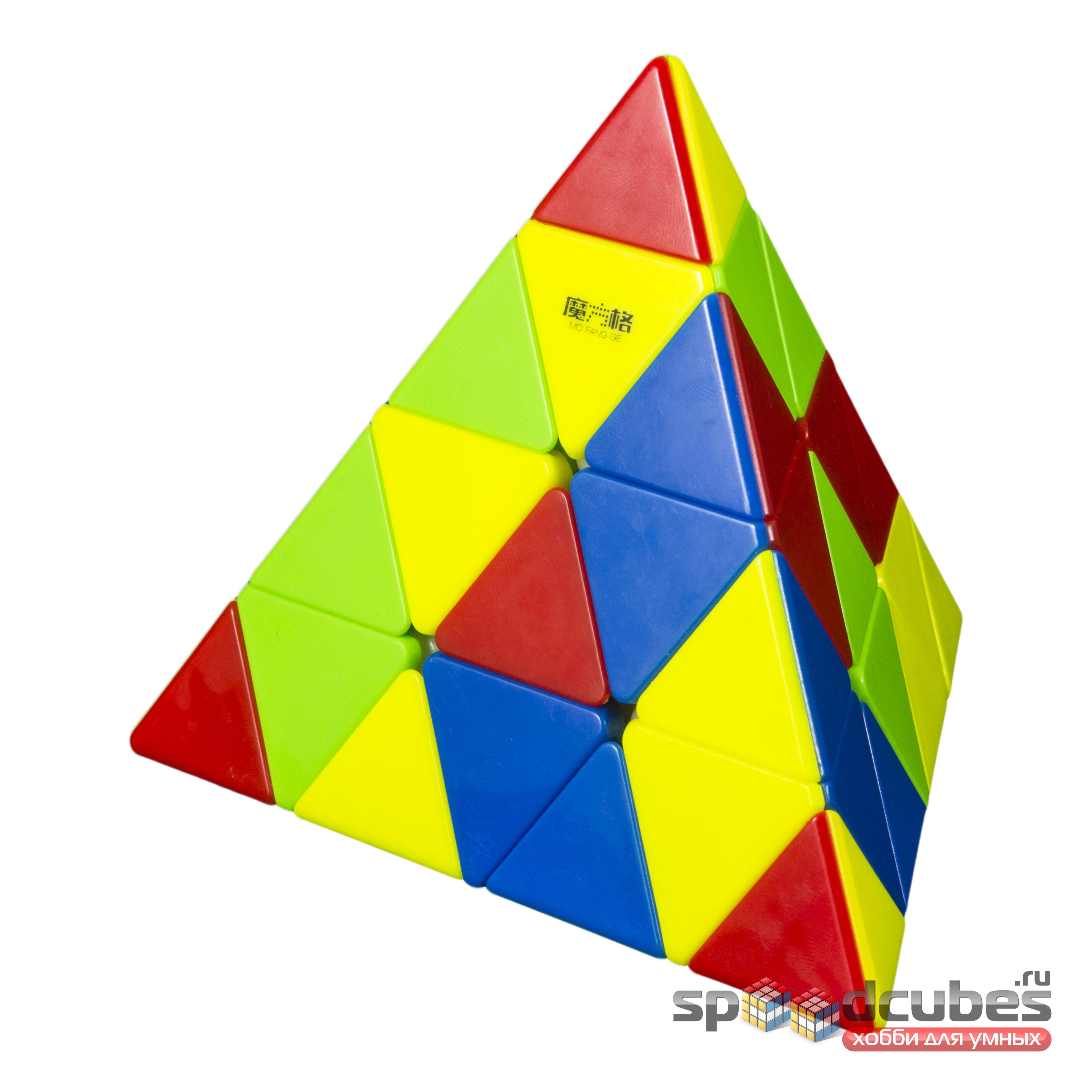 Qiyi Mofangge 4×4 Master Pyraminx Color 3