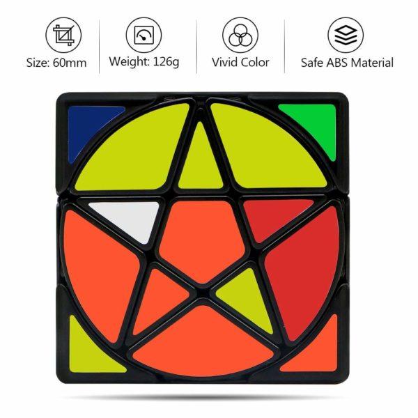 qiyi pentacle cube 10