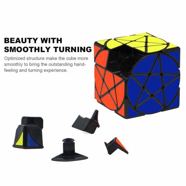 qiyi pentacle cube 11