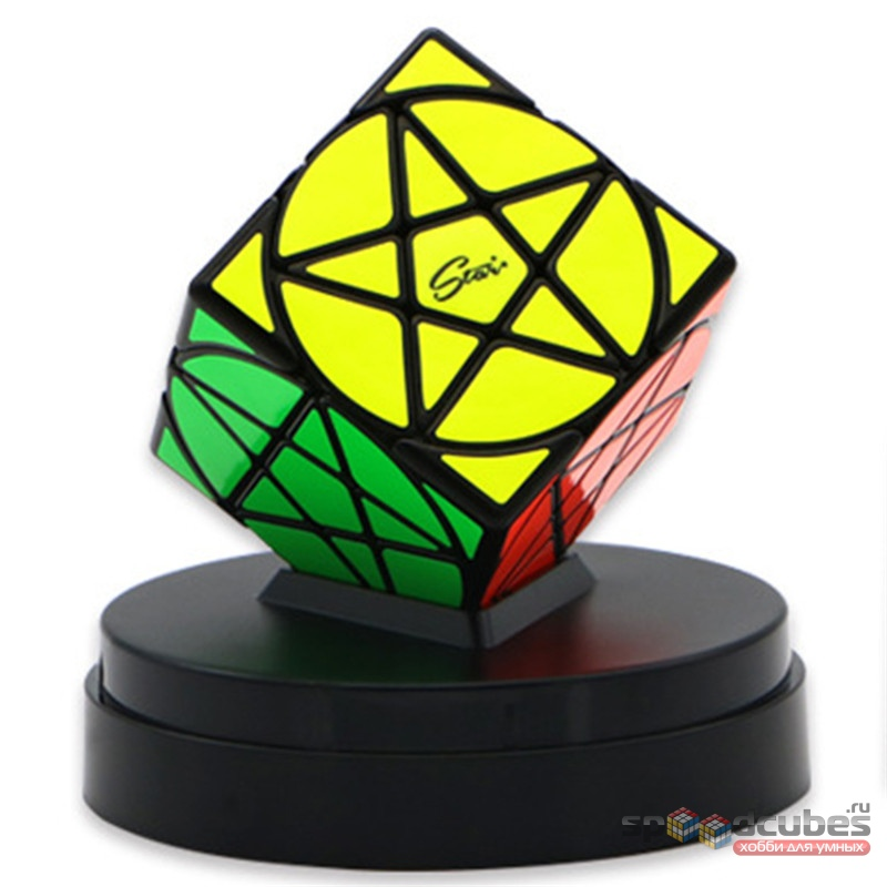Qiyi Pentacle Cube 15