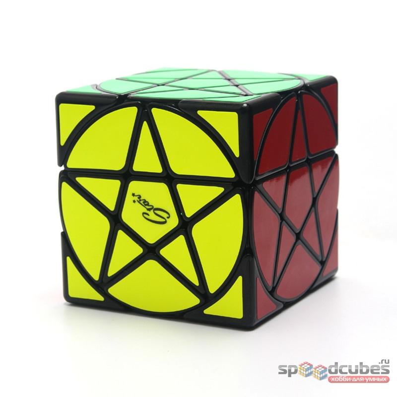 Qiyi Pentacle Cube 16