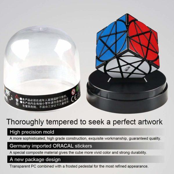 qiyi pentacle cube 9